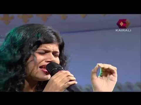 Mambazham Season 10   Reshma Sings A Song
