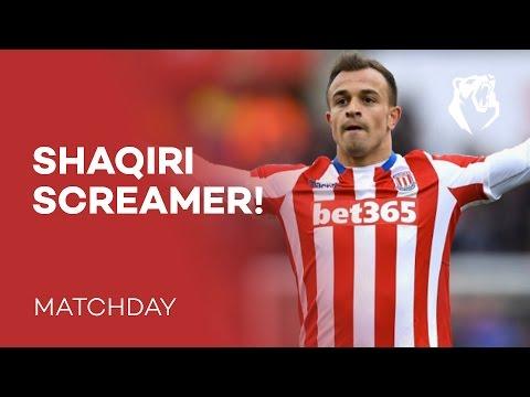 SHAQIRI SCREAMER! Stoke City 3-1 Hull City Matchday Experience | The Bear Pit TV