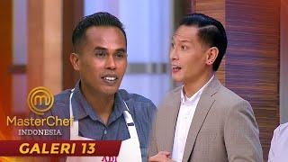 MASTERCHEF INDONESIA - Chef Juna Suka Cara Berfikir Dari Lord Lord Adi