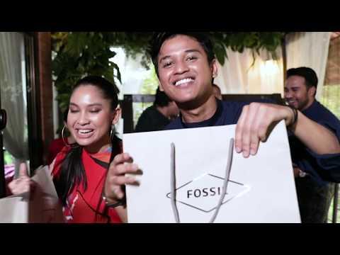 JOM RAYA Cosmopolitan X EH! : Disempurnakan Dengan Fossil