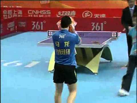China Super League: Xu Xin - Ma Long  Match