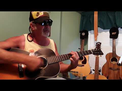 I want you Bob Dylan Cover by Jerry Bennett