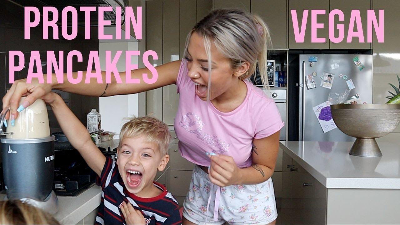 protein pancakes | TAMMY x WOMEN'S BEST