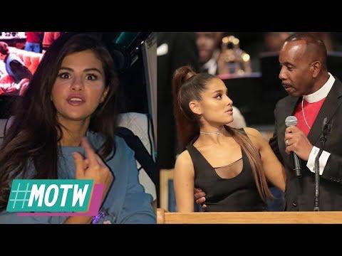 Selena Gomez DATING Justin LOOK ALIKE! Ariana Grande ACKNOWLEDGES Being GROPED By Bishop! | MOTW