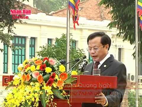 Khai mạc Đại lễ kỷ niệm 1000 năm Thăng Long - Hà Nội