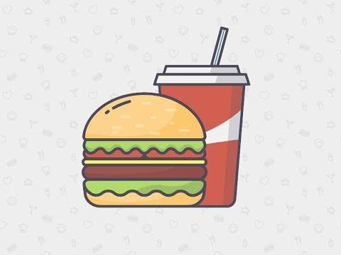 Fastfood Animation