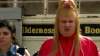 Little Britain USA - Vicky Abuses Prison Guard