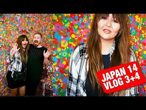Japan 14 Travel VLOG 3+4 - Roppongi, Ebisu, Ginza and Harajuku