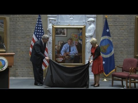 USDA Secretary Tom Vilsack Portrait Unveiling