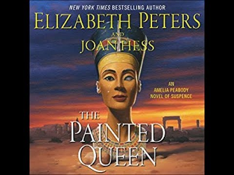 audiobook narrator barbara rosenblat the painted queen