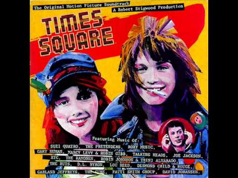 Times Square OST - Roxy Music - Same old scene.