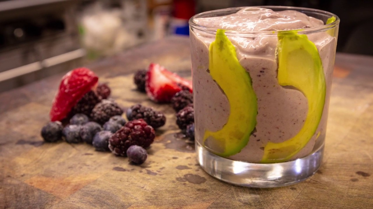 Recipe Avocado Smoothie