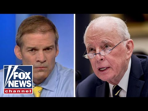 Jordan: John Dean is part of a ploy for House Dems to go after Trump