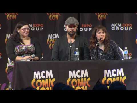 The Musketeers Panel @ MCM London Comic Con
