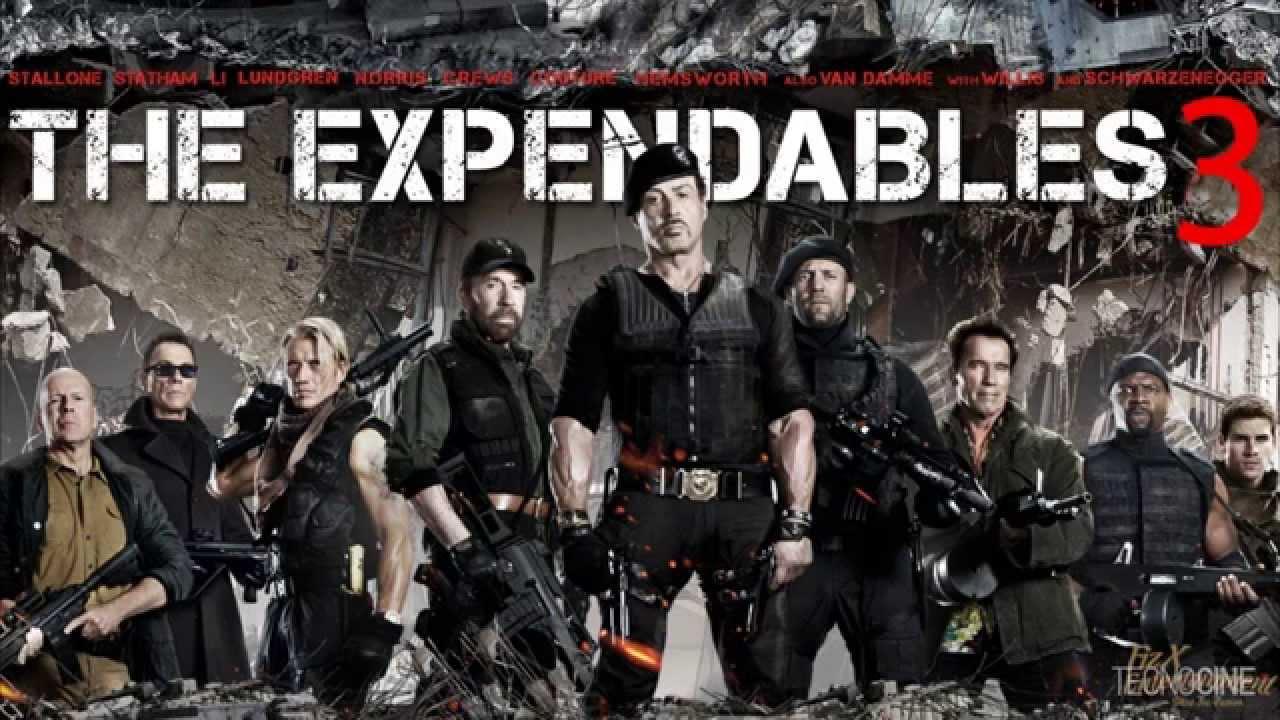 Biệt Đội Đánh Thuê 3, The Expendables 3 (2014)