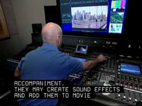Sound Technician Careers Overview