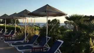 TUI MAGIC LIFE Candia Maris   Kreta Amoudara Inforeise Club - Liegen Strand Pool Schwimmbad
