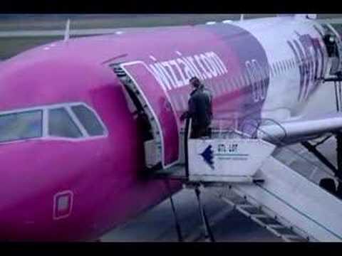 Wizzair A320 Youtube