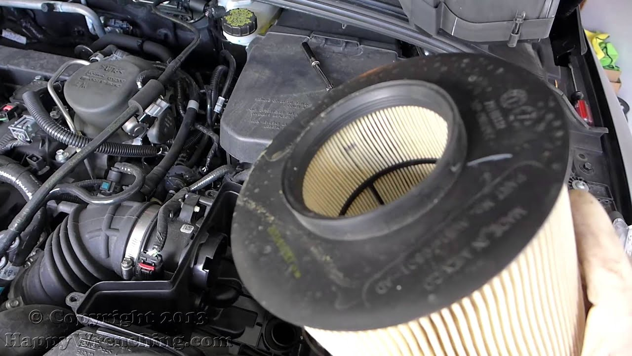 Ford focus air filter replacement how to mk3 third gen 2011 present youtube