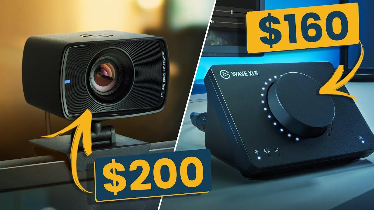 Elgato announces Stream Deck MK.2, Facecam, Wave XLR, and ...