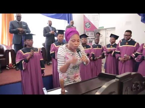 Praise Sunday With Tope Alabi & Abi Megaplus @ CAC Kingswell Seven Sisters Londonon Ft Legend K,