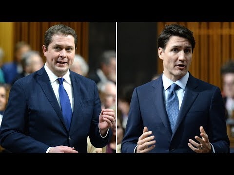 Trudeau, Scheer in dead heat ahead of federal election: poll