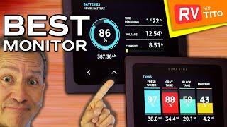 sIMARINE Pico Smart Battery Monitor