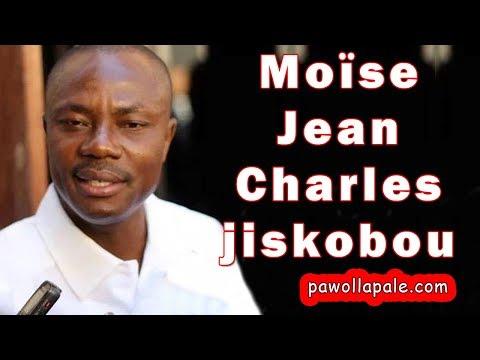 Senatè Jean-Charles Moïse met anpil AA CHAT deyò nan MÉGA MATIN