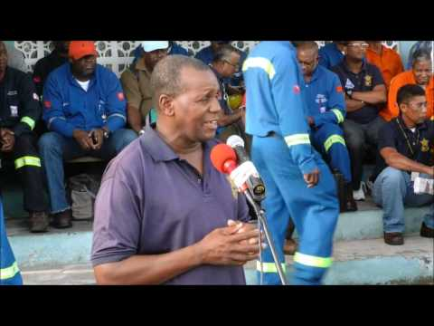 Oilfields Workers Trade Union Workers at Trinmar Base Say NO Apology to Geeta - June 3, 2016