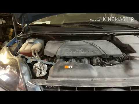 Форд фокус 2 рестайлинг 1.8. Замена обоих ремней навесного оборудования.