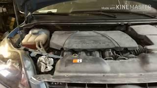 форд фокус 2 рестайлинг 1.8. Замена обоих ремней навесного оборудования