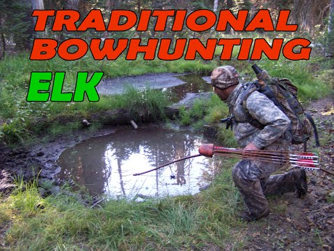 Traditional Bowhunting Elk In Oregon 2019 Day 2
