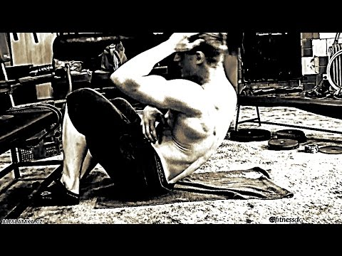 Nejlepší cviky na břicho | Aleš Lamka