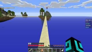 Minecraft Салат из Mini Game