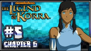 The Legend of Korra Video Game PC - (1080p 60FPS) Part 5 - Chapter 6