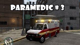 GTA IV - Business Mod :Paramedic / Paramédico # 3