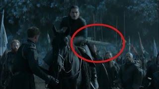 Game of Thrones - Valyrian Rubber (Jon Snow's Rubber Sword)