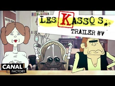 La famille Sodo et Dark Papy - Les Kassos Trailer #5
