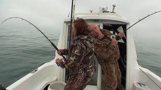 Тихий океан морская рыбалка