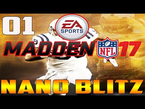 Madden 17 Greatest / Best Nano Blitz Unstoppable Defense How To: 3-4 Solid