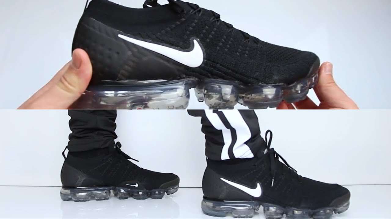 761a83722763 Nike Air Vapormax Flyknit 2.0  Black