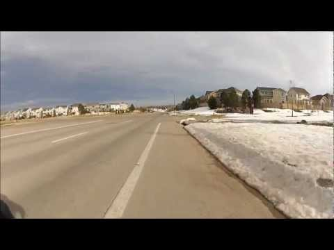 Cycling - Highlands Ranch Loop