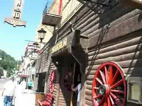 Tour of Deadwood/Lead South Dakota