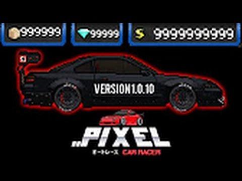 Hasil gambar untuk Pixel Car Racer Cheat