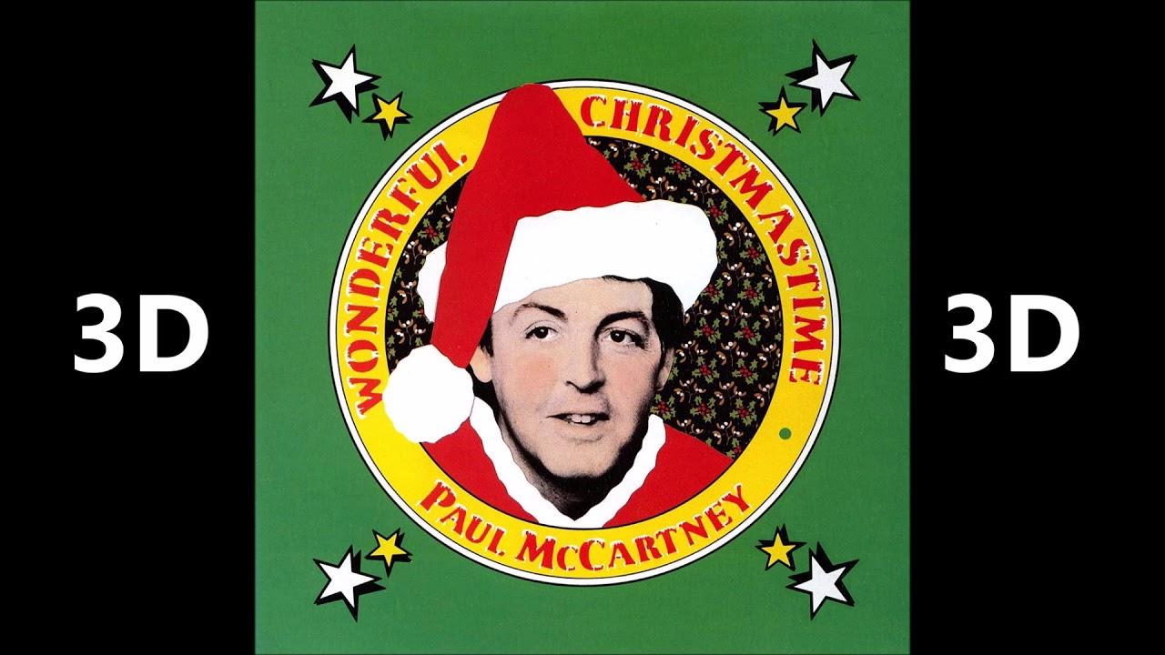 paul mccartney 3d audio simply having a wonderful christmas time - Simply Having A Wonderful Christmas Time