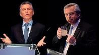 Macri y Alberto Fernández, cara a cara: todo lo que dijeron en el debate presidencial 2019