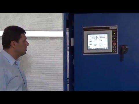 Установка дегазации трансформаторного масла СММ-6Д