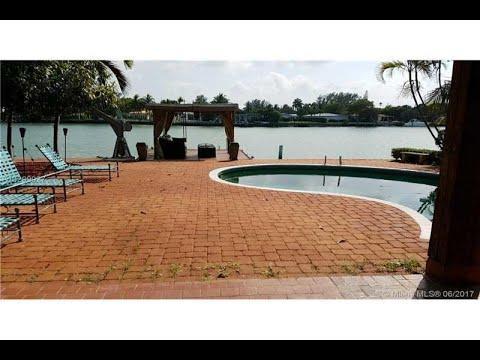 1150 Biscayne Point Rd, Miami Beach, FL 33141