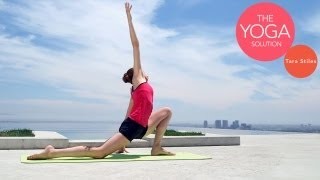 Yoga Warm-Up | The Yoga Solution With Tara Stiles