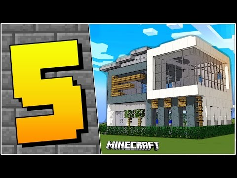 Minecraft 5 TYPES OF HOUSES
